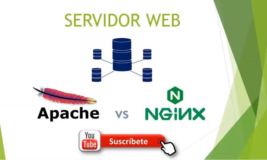 Configurar un servidor web